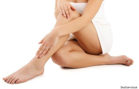 How to Get Silky Smooth Legs